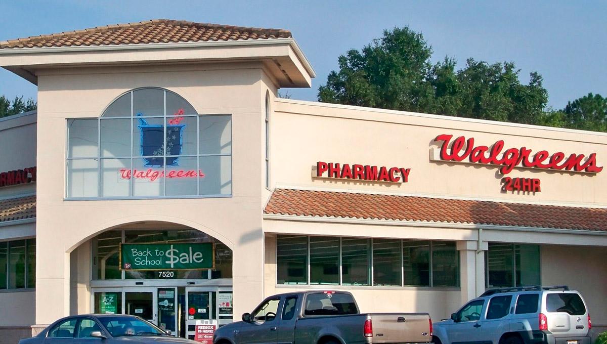 Walgreens uma farmácia muito além do que remédios e cosmético