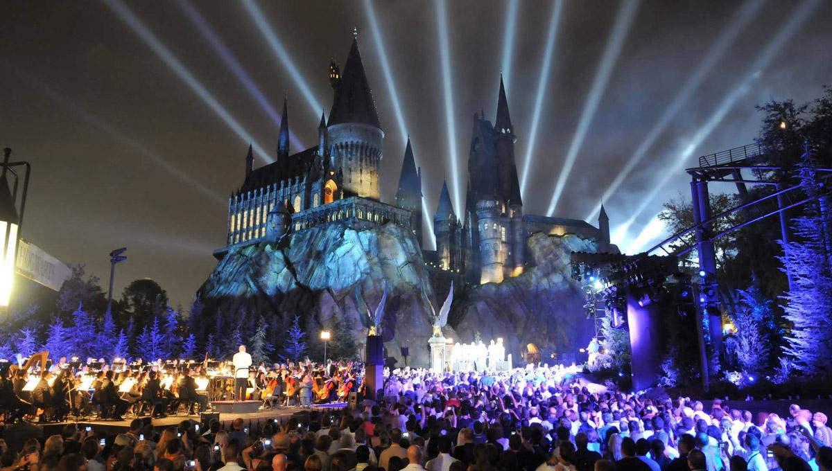 Como Harry Potter salvou os parques temáticos da Universal
