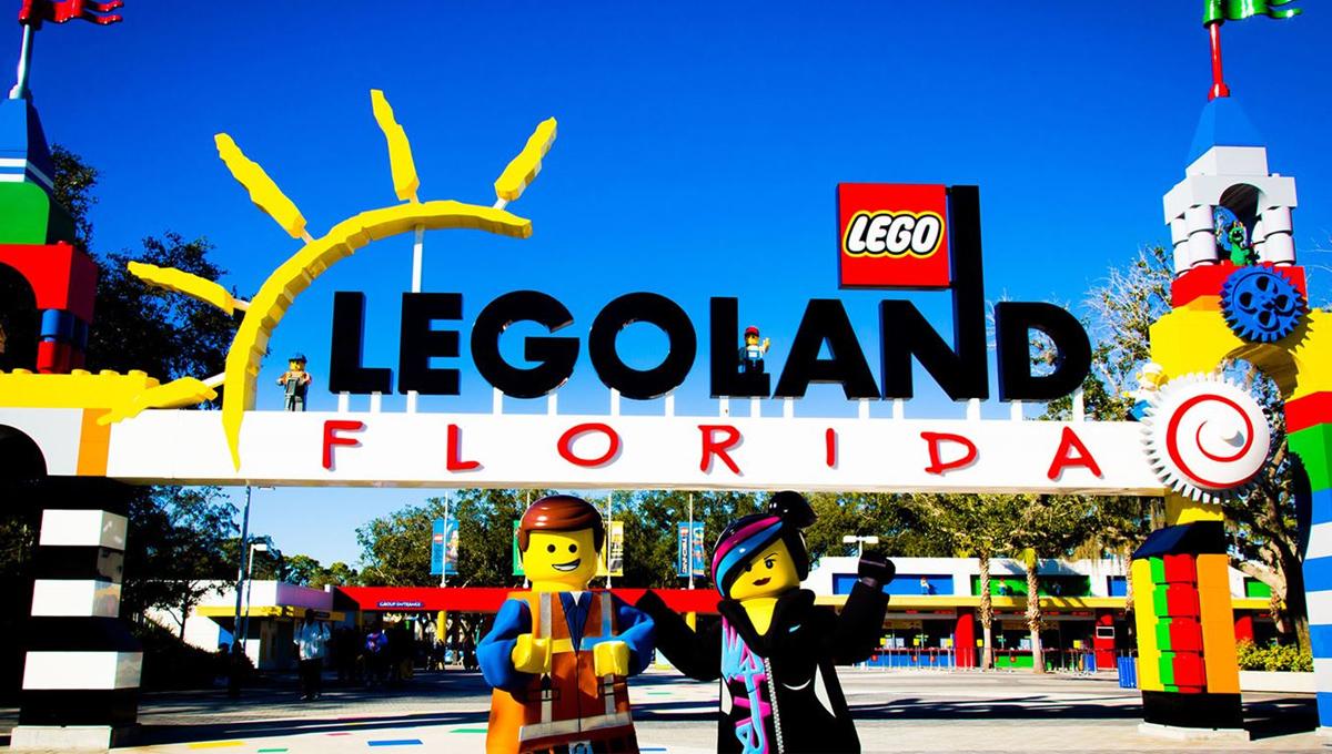 Legoland reabrirá em junho, mas não exigirá o usará de máscaras pelos visitantes