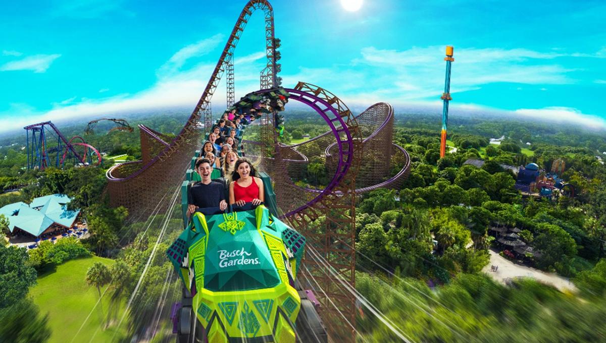 SeaWorld e Busch Gardens oficialmente suspenderá duas novas atrações até 2021