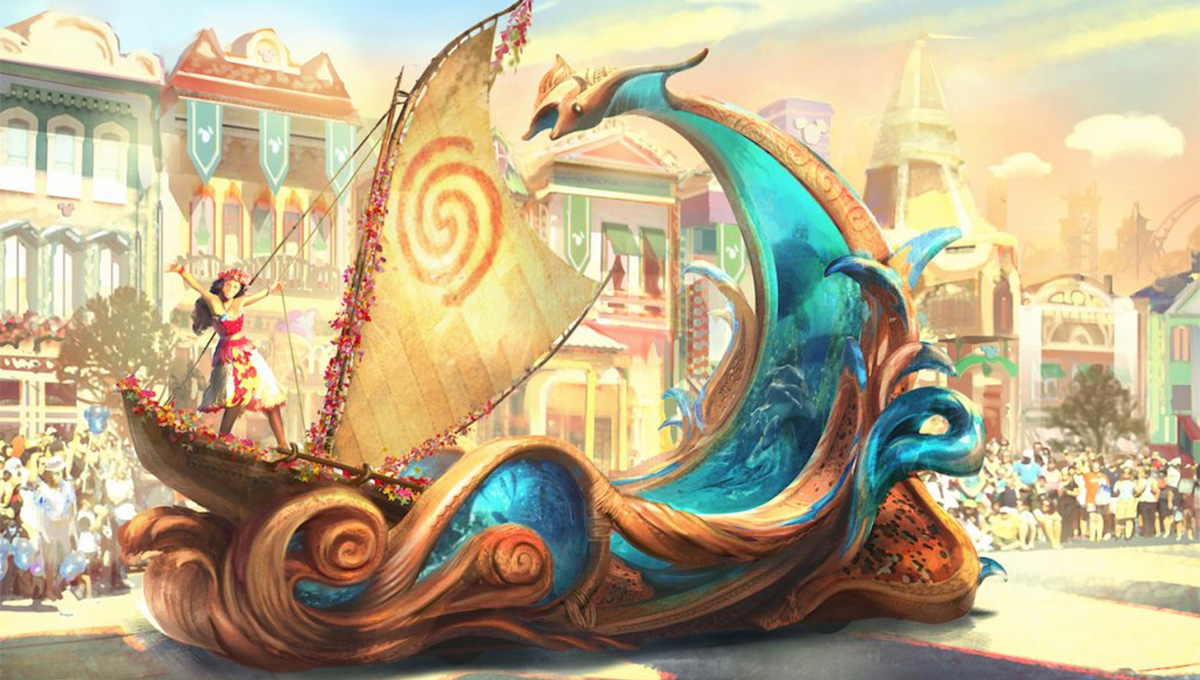 """Magic Kingdom ganhará um novo desfile em 2020 intitulado """"Magic Happens"""""""