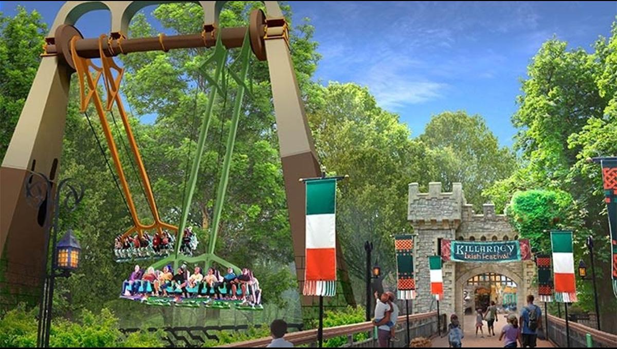 Rumores de uma nova atração emocionante chegando ao Busch Gardens Tampa