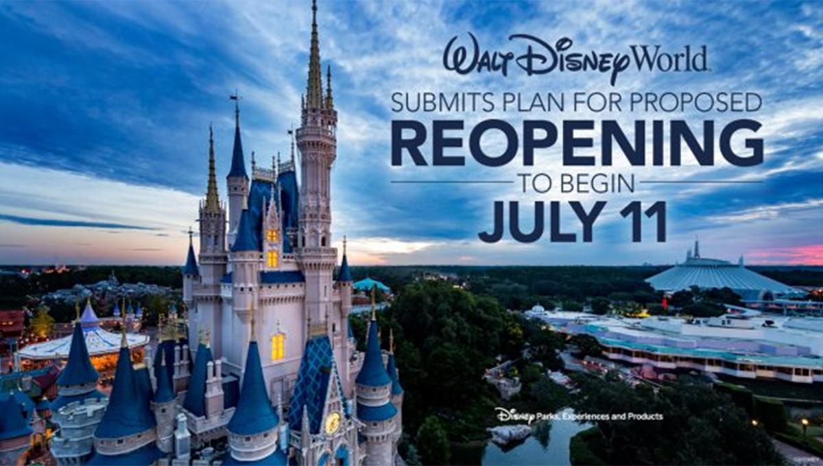 Disney cancela seu espetáculo de fogos de artifício e desfiles por tempo indefinido